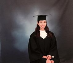 Congratulations ‪#‎parkshinhye‬ ‪#‎박신혜‬ on your graduation!!