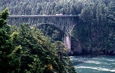 Deception Pass and Whidbey Island