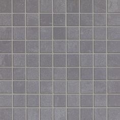 #Marazzi #SystemN Neutro #Mosaic Grigio scuro 30x30 cm M84U | #Porcelain stoneware | on #bathroom39.com at 129 Euro/sqm | #mosaic #bathroom #kitchen