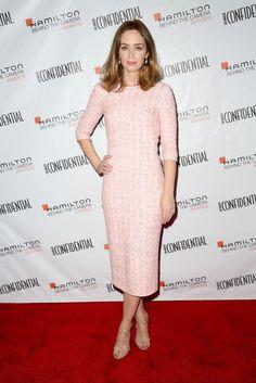 Emily Blunt (Jenny Packham) 2014