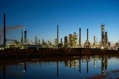Industrie Rotterdam