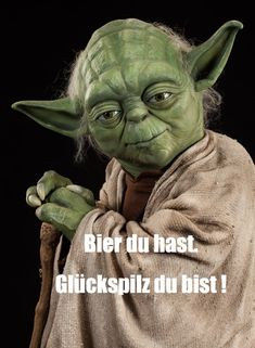 Bier lustig Star Wars