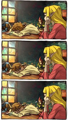 Princess Zelda: