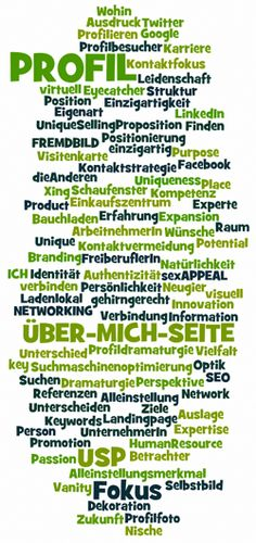 PIMP your Social Network Profile mit den Drei-P im Selbstmarketing http://www.adventure-network.eu/workshops/profile/