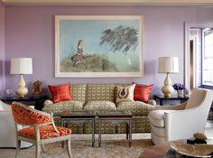 Фото из статьи: 30 потрясающих гостиных, которые понравятся каждому