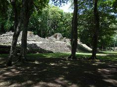 Ruinas mayas de Yaxilan Chiapas