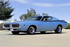 1971 DODGE CHARGER SE - Barrett-Jackson Auction Company - World's Greatest Collector Car Auctions