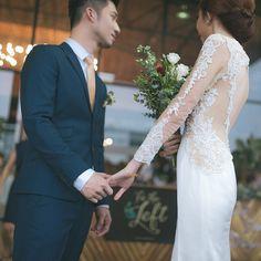 Industrial Chic: Ufai and Shyyi's Wedding at Ex8 Subang Jaya