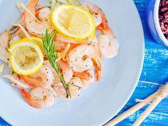 Dicen que los camarones son afrodisiacos y La Glotonería nos enseña a preparar unos spicy que le encantarán a tu pareja. ¡Sorpréndelo en la cena!