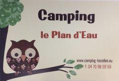 Camping Le Plan d'Eau - Allier