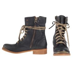 Heroic Moto Boot Black by MTNG