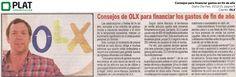 OLX: Consejos para financiar gastos de fin de año en el diario Del País de Perú (15/12/15)