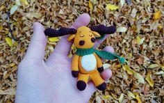 Amigurumi moose crochet pattern free, X-mas, Christmas, #haken, gratis patroon (Engels), rendier, knuffel, speelgoed, Kerstmis, decoratie, sleutelhanger, tashanger, #haakpatroon