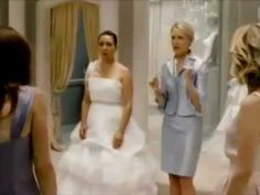 Bridesmaids--funny food poisoning scene.