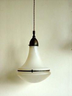 PETER BEHRENS lamp lampada design AEG bauhaus design