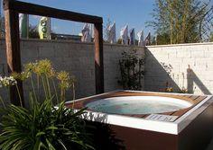 whirlpool im garten - wohlfühloase kreieren | ideen rund ums haus, Garten und Bauen
