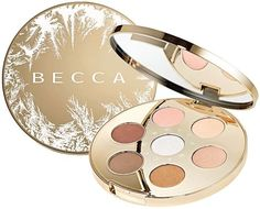BECCA Apres Ski Glow Collection Eye Lights Palette...beautiful!