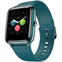 Noise ColorFit Pro 2 Full Touch Control Smart Watch with Weight & Upgraded LCD Waterproof,Heart Rate Monitor,Sleep & Step Tracker,Call & Message Alerts & Long Battery Life (Jet Black) out of 5 stars 93 ₹ Date first availab Mobile Accessories, Computer Accessories, Fitness Accessories, Accessories Online, Clothing Accessories, Latest Smartwatch, Galaxy Smartwatch, Apple Smartwatch, Smartwatch Features