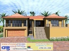 My House Plans, House Floor Plans, Dream Homes, My Dream Home, Double Storey House Plans, All Design, House Design, Site Plans, Garage Plans