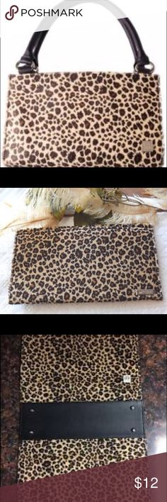 MICHE Faux Fur Leopard Classic Shell only MICHE Faux Fur Leopard Classic Face Shell only Retired. Miche Other