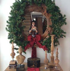 Mesas decoradas para o Natal. Veja: http://www.casadevalentina.com.br/blog/detalhes/mesas-decoradas-de-natal-3035 #decor #decoracao #interior #design #casa #home #house #idea #ideia #detalhes #details #style #estilo #casadevalentina #christmas #natal