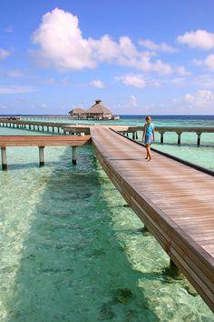 Huvafen Fushi Resort in the Maldives!  ASPEN CREEK TRAVEL - karen@aspencreektravel.com