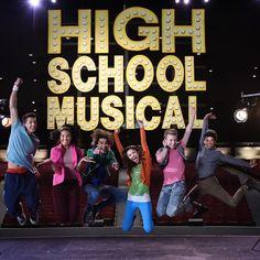 High School Musical Quotes, High School Musical Cast, Disney Shows, Disney Plus, Disney High, East High School, Disney Channel Stars, Original Movie, Musical Theatre