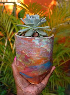Ceramic planter | Esther Griffith
