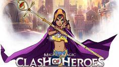 Free screensaver might magic clash of heroes