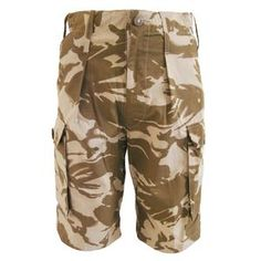 Army pants & shorts for sale online. Browse military surplus trousers, shorts & army pants for men & women from NZ's leading military clothing store. Army Shorts, Army Pants, Combat Pants, Military Pants, T Shirt And Shorts, British Army Surplus, Military Surplus, Camouflage Shorts, Military Camouflage