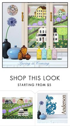 """""""SPRING IS COMING IN NAIF"""" by din-sesantadue ❤ liked on Polyvore featuring interior, interiors, interior design, home, home decor, interior decorating and Home Decorators Collection"""