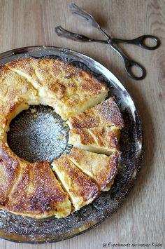 Käsekuchen ohne Boden kranzkuchen