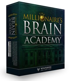 The Millionaire's Brain Academy System Review- Is It A Scam? Complete Program Free Download!