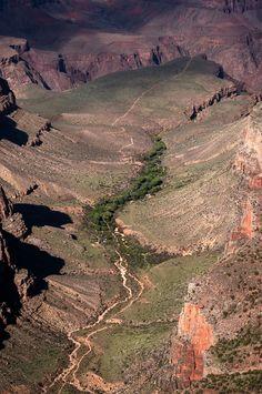 Grand Canyon via Route 66 - foto: Mo Sasal