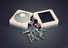 LEGO Broken iPod