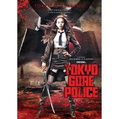Amazon.com: Tokyo Gore Police: Eihi Shiina, Yoshihiro Nishimura: Movies & TV
