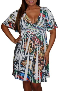 Comma (Plus)-Great Glam is the web's top plus size online store clothing website for 1X 2X and 3X clothes and apparel for ladies, women and juniors