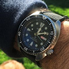 Seiko SRP777 –the new 'Turtle' –may need to snag the blue variant someday