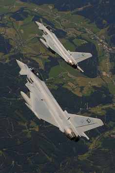 Royal Saudi Air Force Eurofighter Typhoon II. Italy has just received 1st…