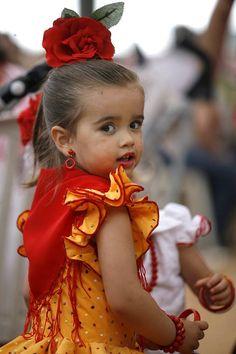 Una chica muy guapa. Es en una fiesta de Cordóba.   -Ísold og Lollipop (lill) ((lillý))