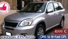 DR5 1.6 Bi-Fuel GPL Da PELOSI AUTO http://affariok.blogspot.it/2015/12/dr5-16-bi-fuel-gpl-da-pelosi-auto.html