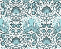 Image result for mosaic sea creatures