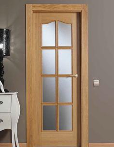 Puertas Clasicas : Puertas clasicas C110-8V