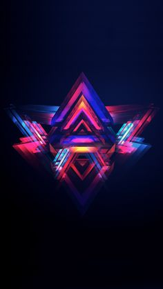 Wallpapers Abstract Wallpapers) – Wallpapers and Backgrounds Wallpapers Wallpapers, Dark Phone Wallpapers, Stunning Wallpapers, Hipster Triangle, Triangle Art, Iphone 8 Plus, Iphone 6, Iphone Cases, Ps Wallpaper
