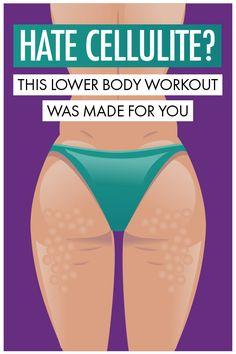 Cottage cheese should only be a reference for the actual food — not your thighs Unfortunately, cellulite happens even to the most avid exercisers and dieters. Try these 5 moves to tightening the thighs, saddlebags and glutes, effectively getting rid of cellulite. Womanista.com