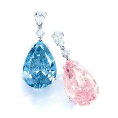 Apollo & Artemis Por su rareza y exclusividad estos pendientes fueron ofrecidos por separado en la subasta Magnificent Jewels & Nobel Jewels 2017 de Sothebys en la ciudad de Ginebra. Ambos alcanzaron un valor de 57.4 millones de dólares convirtiéndose en los pendientes más caros que ha vendido la casa de subastas. #subasta #joya #joyas #jewels #apollo #artemis @sothebys #sothebys #lujo #luxury  via ROBB REPORT MEXICO MAGAZINE OFFICIAL INSTAGRAM - Luxury  Lifestyle  Style  Travel  Tech…