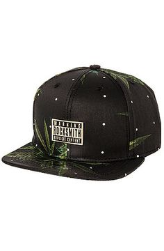 The Summer Harvest Strapback Hat in Black by RockSmith Dope Hats, Strapback Hats, Harvest, Baseball Hats, Street Style, Summer, Black, Fashion, Caps Hats