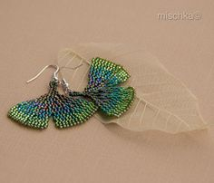 Gingko Leaves Earrings