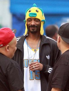 Go Nuggets and I love this hat. Snoop!
