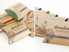 Love Lara Soap Packaging